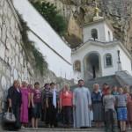 Паломничество в Инкерман в день памяти просветителей славян Кирилла и Мефодия