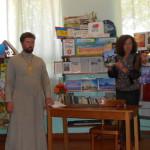 Настоятель Свято-Никольского храма посетил час духовности в Орловской библиотеке