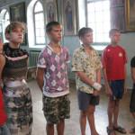 Таинство Святого Крещения совершено в Покровском храме Джанкоя
