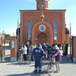 В с. Полтавка состоялась акция «Велопробег - за здоровый образ жизни»