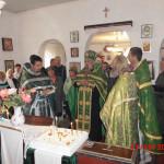 Престольный праздник храма прпп. Кирилла и Марии с. Дмитровка