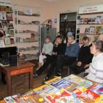 Библиотечный урок для воспитанников школы-интерната