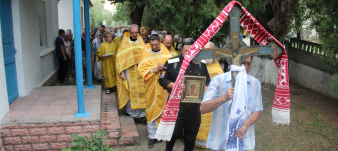 Праздник Крещения Руси в Советском благочинии