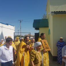 Престольный праздник храма свт. Митрофана Воронежского
