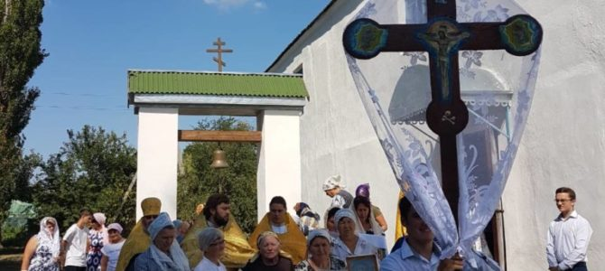 Престольный праздник храма равноап. Марии Магдалины с. Уваровка
