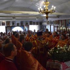Престольный праздник Свято-Пантелеимоновского храма г. Красноперекопска