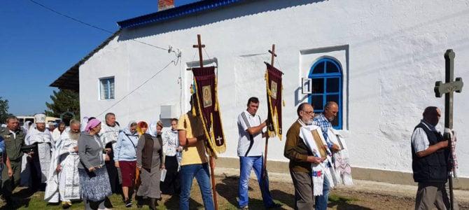 Престольный праздник храма честь Чуда Архистратига Михаила с. Заречье
