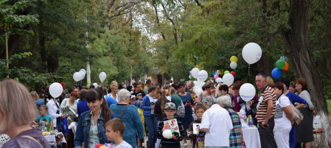 Епархиальный благотворительный праздник «Белый цветок» состоялся в Джанкойском городском парке