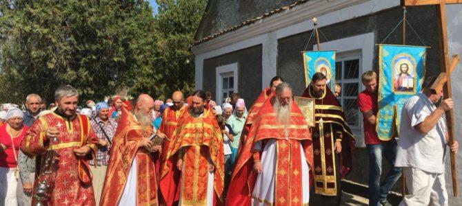 Престольный праздник храма святых Флора и Лавра с. Ровное