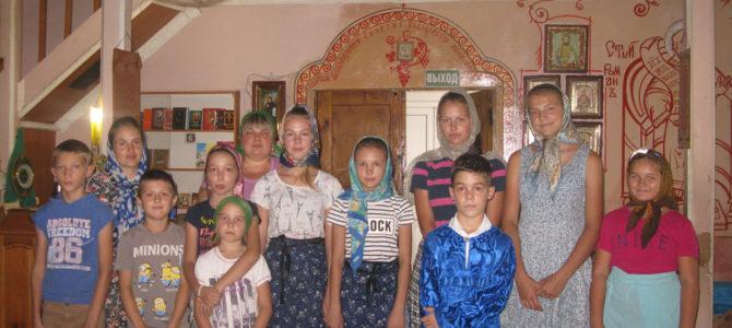 Молебны на начало нового учебного года в Нижнегорском благочинии