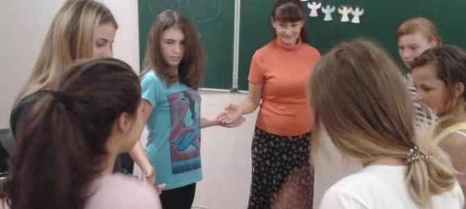 """Начались занятия по """"Основам православной культуры"""" в Джанкойской школе-интернате"""
