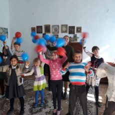 Воскресная школа в с. Чернозёмном отметила своё шестилетие