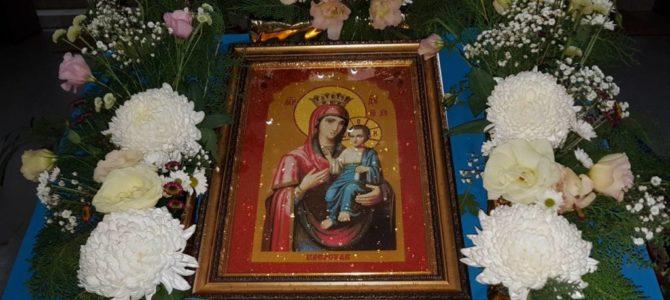 """Престольный праздник храма иконы Божией Матери """"Иверская"""""""
