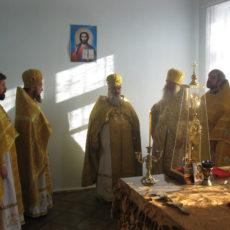 Престольный праздник храма свт. Тихона Московского с. Славное