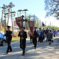 В п. Советском казаки приняли присягу на Покров