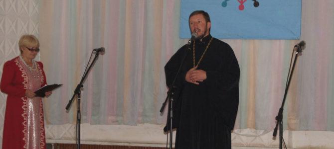 Настоятель храма св. ап. Фомы поздравил односельчан с праздником Казанской иконы