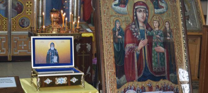Святыни Одесской земли прибыли в Джанкой