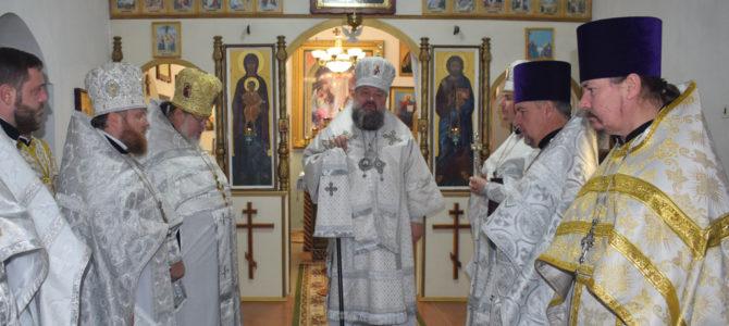 Престольный праздник храма Архистратига Божия Михаила с. Михайловка