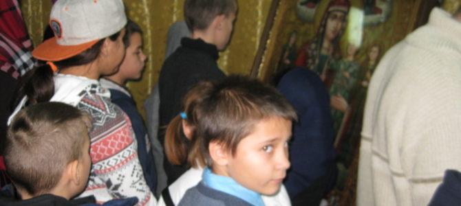 Воспитанники Джанкойской школы-интерната приложились к Одесским святыням