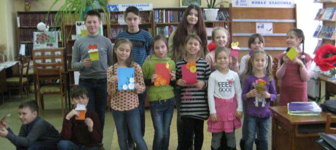 День матери отпраздновали в воскресной школе Покровского собора