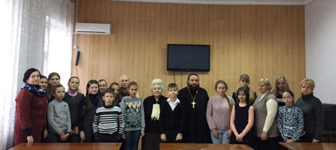Муниципальный тур Олимпиады «Русь святая, храни веру Православную!»