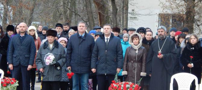 Благочинный принял участие в торжествах ко Дню Неизвестного солдата