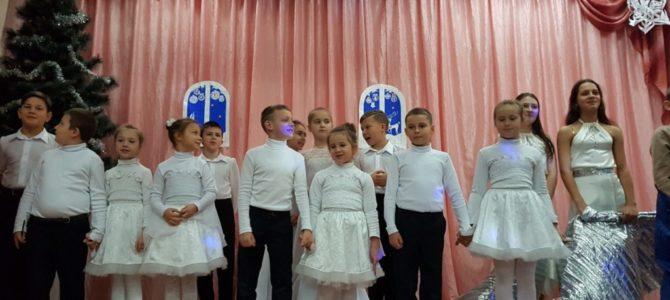 Праздник в честь Святого Николая в Нижнегорской школе-лицее № 3
