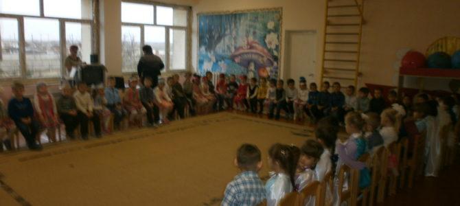 День святого Николая в Заветненском детском саду