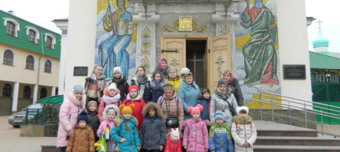 Паломническая поездка воскресной школы Свято-Андреевского храма