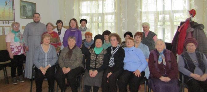 Встреча в Джанкойском центре социального обслуживания