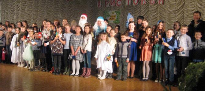 Детский Рождественский фестиваль в Джанкойском благочинии