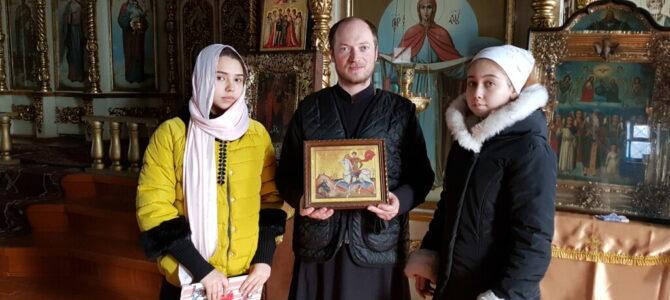 Школьники из с. Кумово побывали в Спасо-Преображенском мужском монастыре п. Раздольного