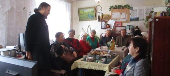 Час православия «Традиции русской духовности» в Охотской сельской библиотеке