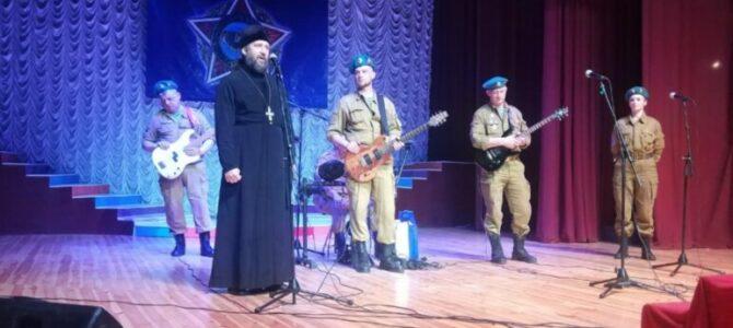"""Праздничный концерт группы """"Память"""" в с. Петровке"""