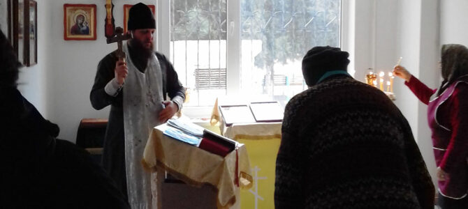 Совершен молебен о здравии в Красноперекопской ЦРБ
