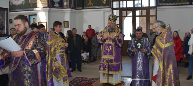 Божественная литургия в неделю первую Великого поста, Торжество Православия