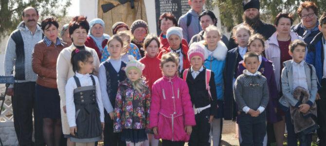 Памятное мероприятие к 75-летию освобождения Крыма от немецко-фашистской оккупации