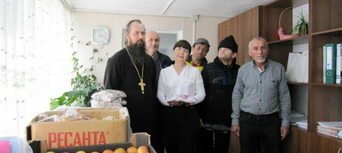 Пасхальные встречи в селах Победном и Стальном Джанкойсокго благочиния