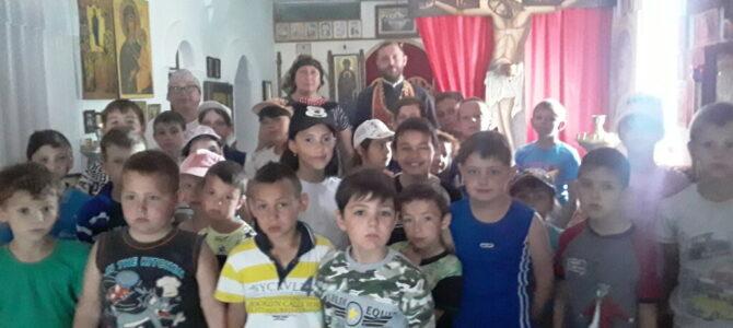 Детская экскурсия в Свято-Михайловский храм