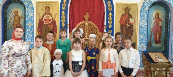 Пасхальный концерт в храме Иверской иконы Божией Матери п. Нижнегорского
