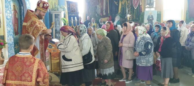 Православный женский день на Свято-Иверском приходе п. Нижнегорского