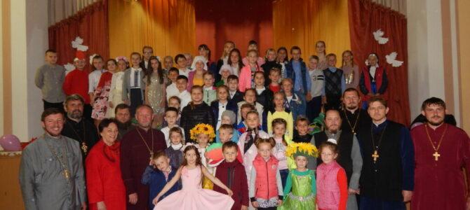 В Красноперекопском благочинии состоялся Пасхальный фестиваль детского творчества