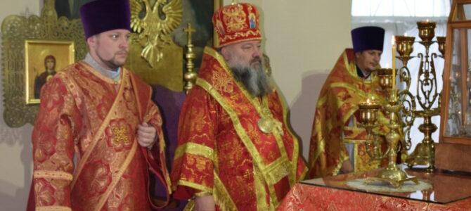Божественная литургия в неделю 5-ю по Пасхе