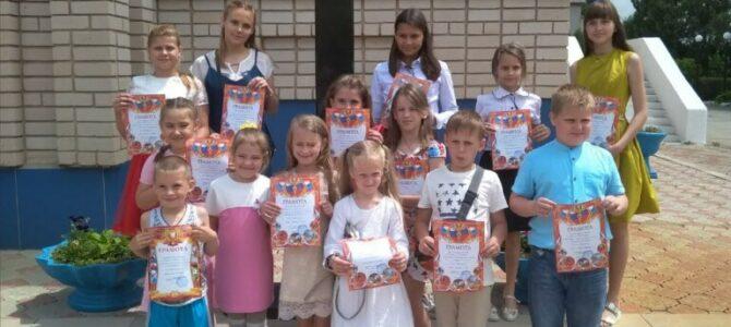 Завершился учебный год в воскресной школе Свято-Георгиевского храма г. Армянска