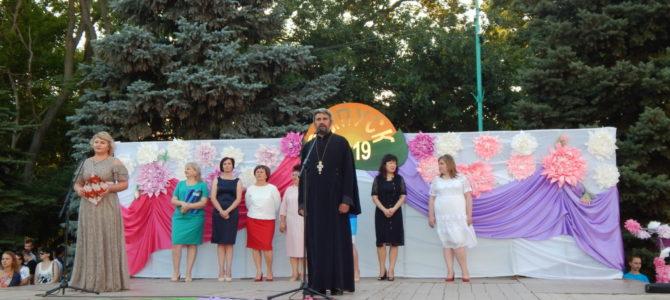 Благочинный поздравил выпускников г. Красноперекопска