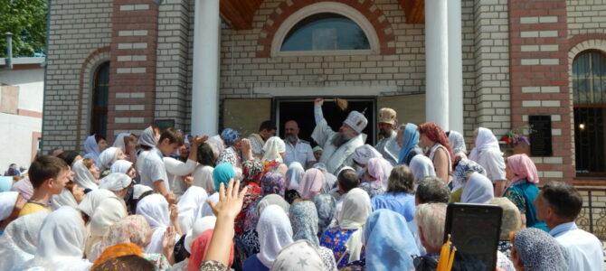 Праздник Вознесения Господня в г. Красноперекопске