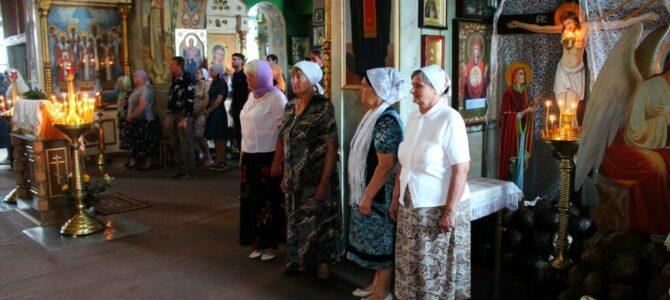 Посетители территориального центра п. Раздольного побывали в Спасо-Преображенском монастыре