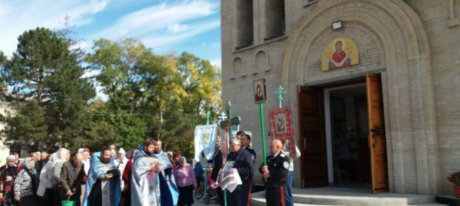 Престольный праздник Свято-Покровского храма с. Косточковки