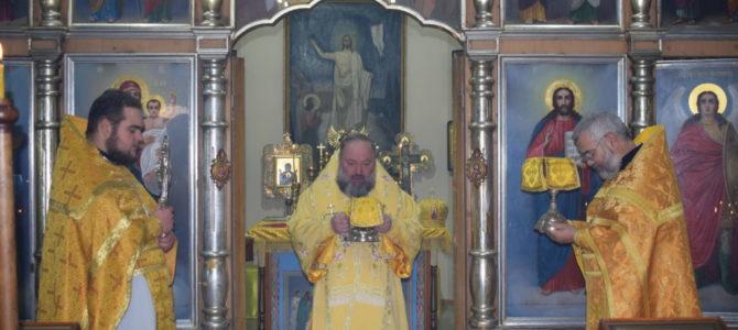 Божественная литургия в день памяти свт. Иоанна Златоустого