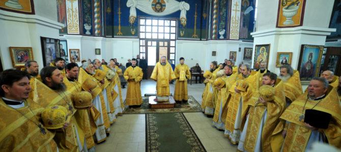 Празднование Собора Крымских святых